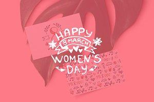 Happy Women's Day Set -50%