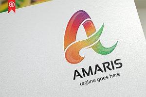 Amaris / Letter A - Logo Template
