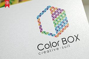 Creative Color Box - Logo Templates