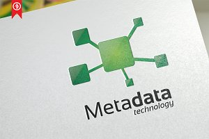 Network / Metadata - Logo Template