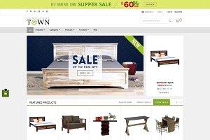 Furniture Store Magento 1 & 2 Theme