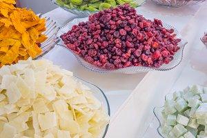 Indian fruit candies III