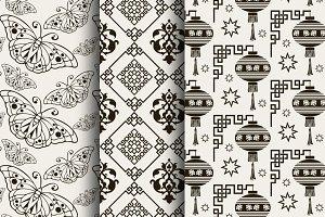 Pattern. Chinese