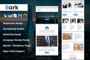 Bark - Responsive Email Template