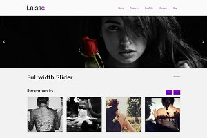 Laisse - powerful WordPress Theme
