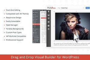 Visual Builder for WordPress