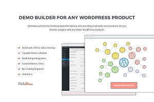 Demo & Trial Builder for WordPress