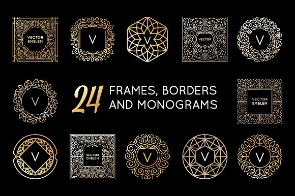 24 Frames And Borders
