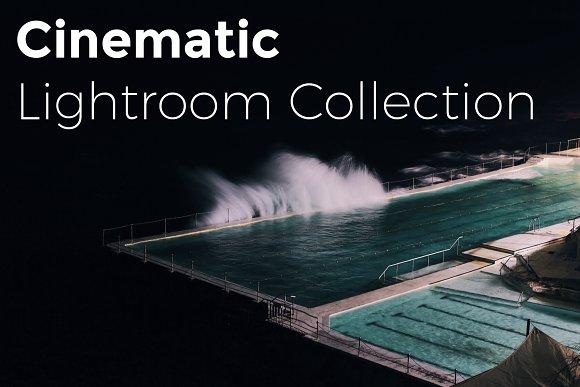 30 Cinematic Lightroom Collection