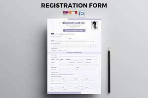 Registration and Questionnaire Form