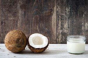 Coconut and coconut milk