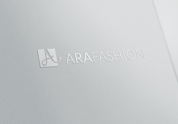 Ara Fashion Letter A Logo in Logo Templates - product preview 4