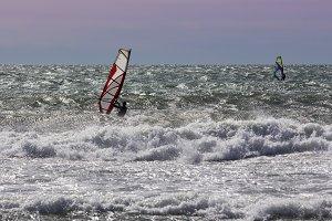 Windurfing