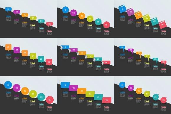 Mega Set Of Infographics
