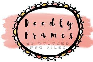 Doodly Frames