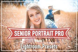 Senior Portrait Pro V1 - Lightroom