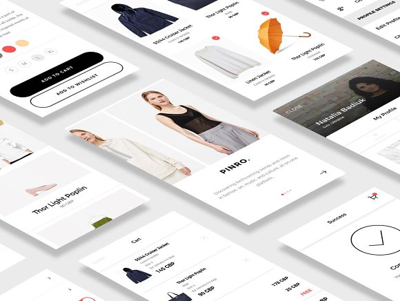 Maestro - Ionic 1 E-commerce Theme