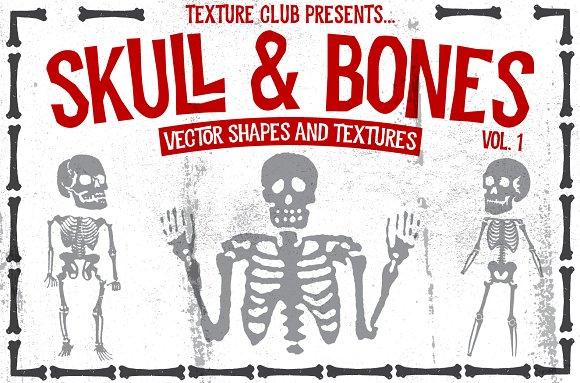 Skull Bones Vol 1