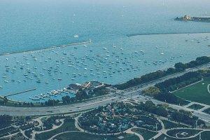 Chicago Waterfront Lake Shore Drive