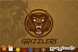 Grizzlers Logo