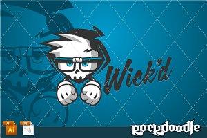 Wick'd Logo