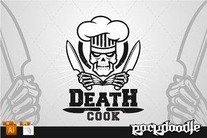 Death Cook Logo