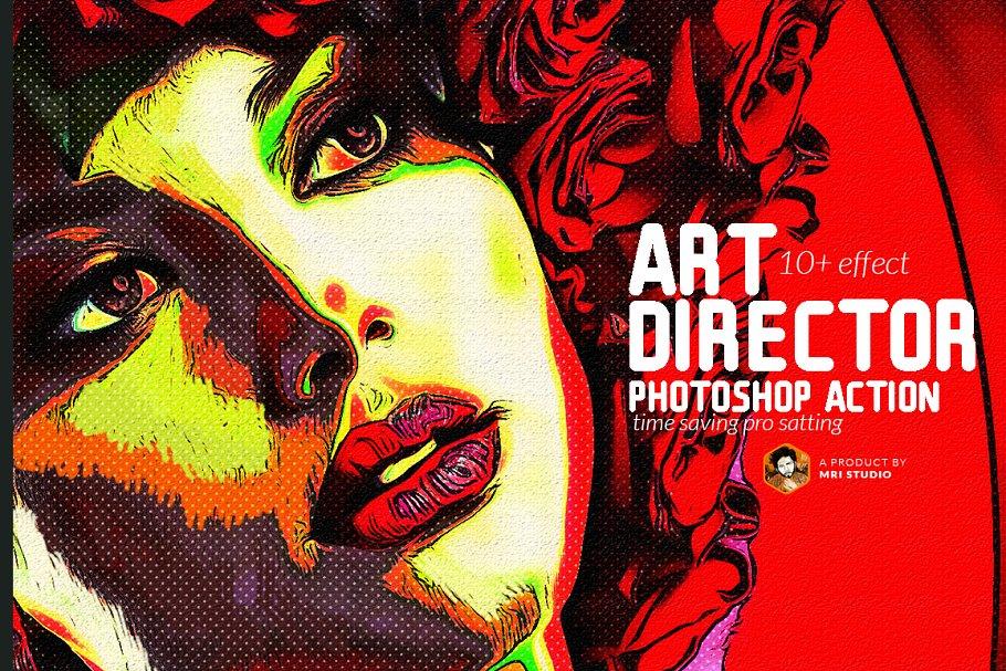 Art Director Action