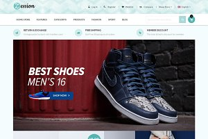 Shoes Store Magento 1 & 2 Theme