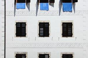 Building extrerior