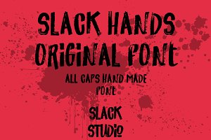 60% OFF - Slack Hands