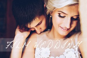 50 Film Wedding LR Presets