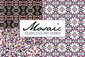 Mosaic Pattern Collection
