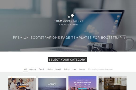 Themescontainer Responsive Theme