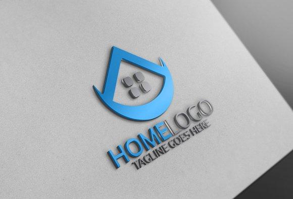 Home Logo Version 2