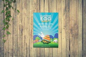 Easter Invitation Flyer-V515