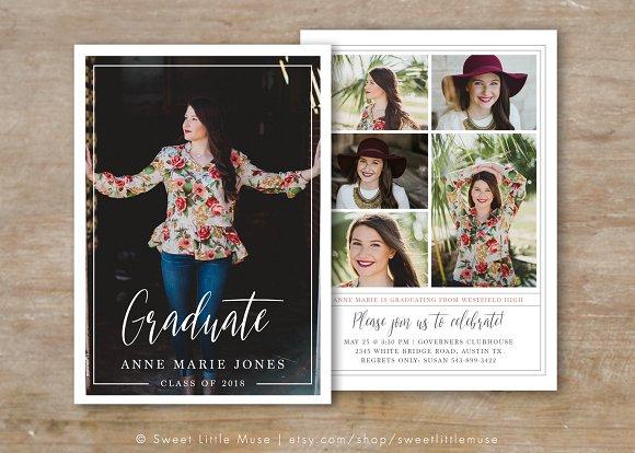 Senior Graduation Card