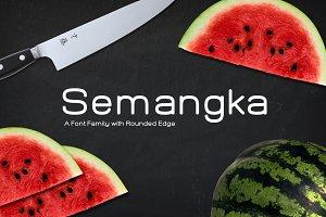 Semangka Font