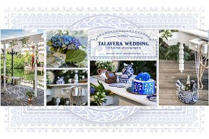 bundle: mexican style wedding decor