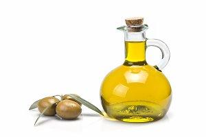 Premium olive oil.