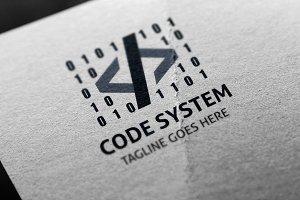 Code System Logo