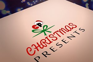 Christmas Presents Logo