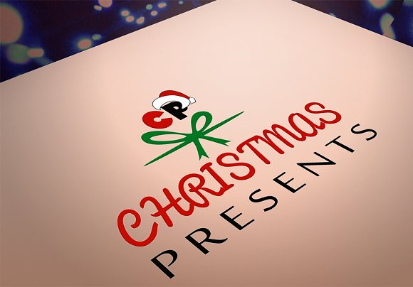 Christmas Presents Logo