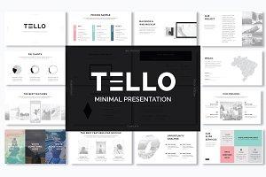 Tello PowerPoint Presentation