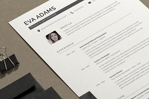 Resume Eva