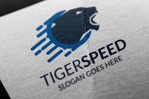Tiger Speed Logo