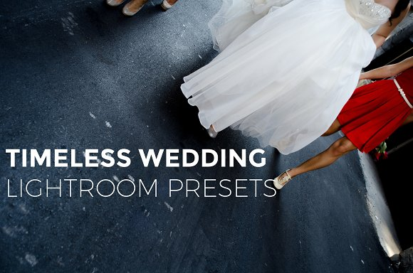 Lightroom Wedding Presets Bunddle