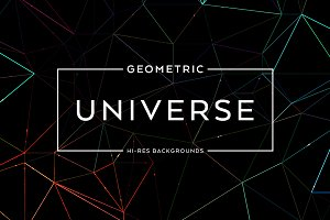 Geometric Universe Backgrounds