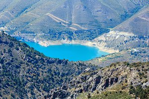 Sierra Nevada National Park, Spain.