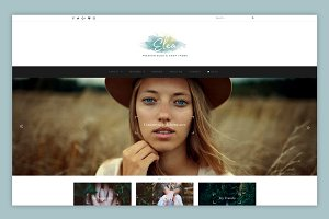 Elea - Elegant Blog & Shop Theme