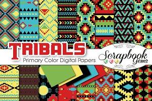 Aztec Digital Papers - Primaries